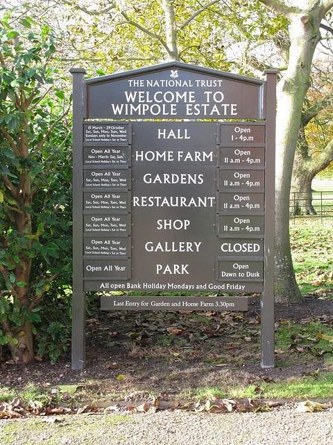 усадьба и ферма Вимпол Холл - Wimpole Hall 26714