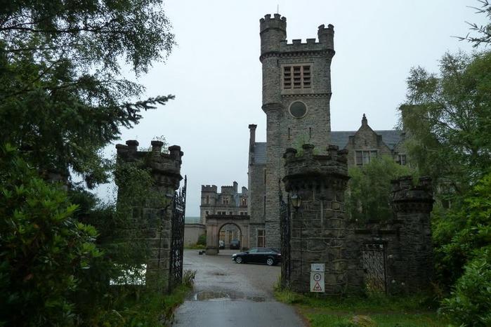 Замок Carbisdale, Шотландия 59765