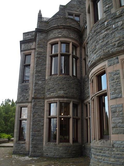 Замок Carbisdale, Шотландия 60162
