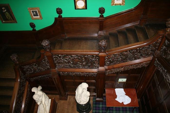 Замок Carbisdale, Шотландия 60667