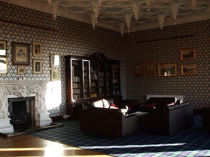 Замок Carbisdale, Шотландия 60236