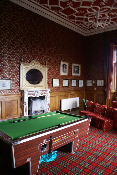 Замок Carbisdale, Шотландия 48031