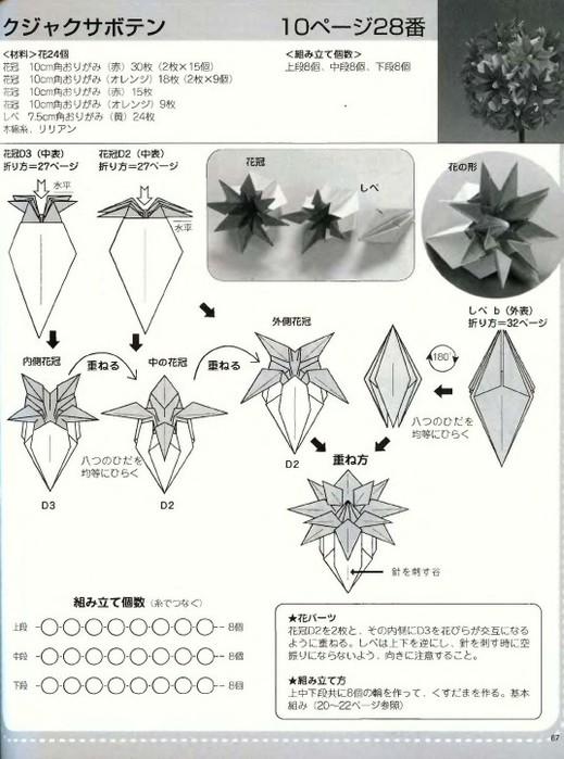 Mariko Kubo - Hana no kusudama_69 (519x700, 91Kb)