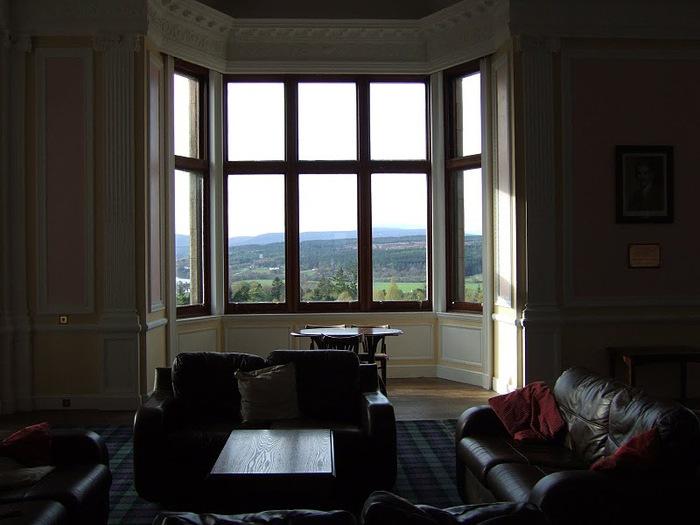 Замок Carbisdale, Шотландия 75076