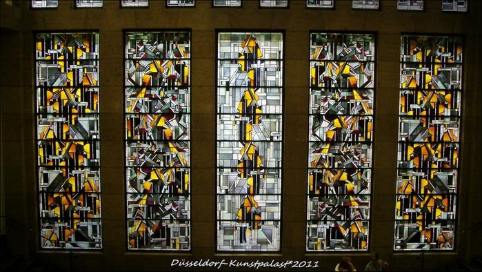 Музей KunstPalast – Дворец искусства – художественный музей Дюссельдорфа