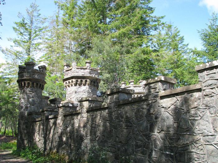 Замок Carbisdale, Шотландия 12646