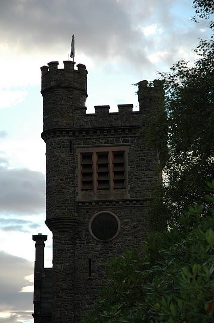 Замок Carbisdale, Шотландия 78192