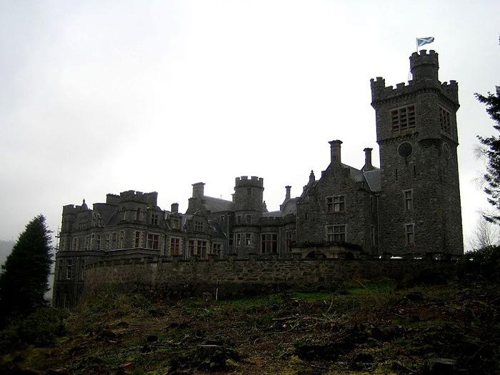 Замок Carbisdale, Шотландия 88354
