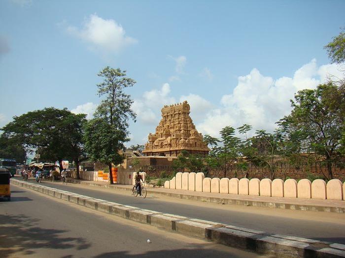 Танджавур - Брихандишвара Мандир (Brihadishwara Mandir) 40464