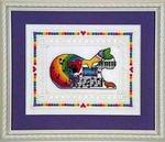 Превью Calico Colorful Cat (348x300, 17Kb)