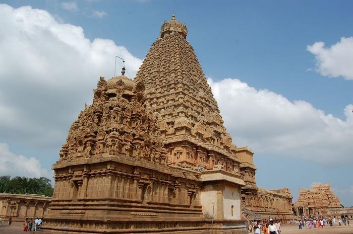 Танджавур - Брихандишвара Мандир (Brihadishwara Mandir) 85212