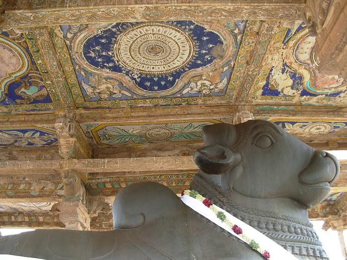 Танджавур - Брихандишвара Мандир (Brihadishwara Mandir) 70263