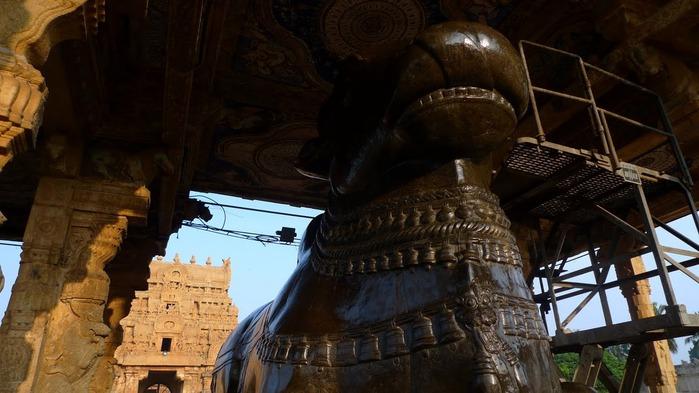 Танджавур - Брихандишвара Мандир (Brihadishwara Mandir) 90137
