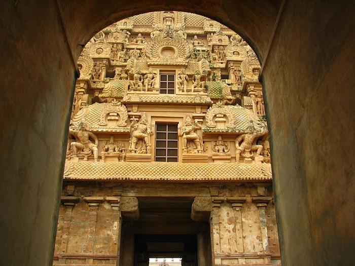 Танджавур - Брихандишвара Мандир (Brihadishwara Mandir) 86947