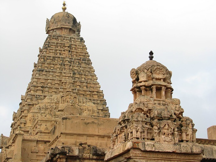 Танджавур - Брихандишвара Мандир (Brihadishwara Mandir) 99788