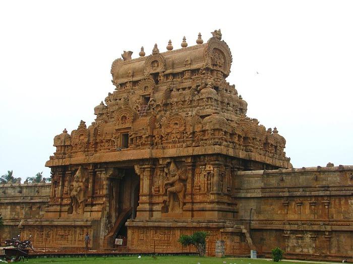 Танджавур - Брихандишвара Мандир (Brihadishwara Mandir) 94869