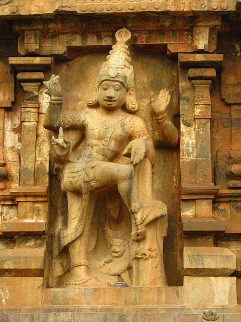 Танджавур - Брихандишвара Мандир (Brihadishwara Mandir) 32029