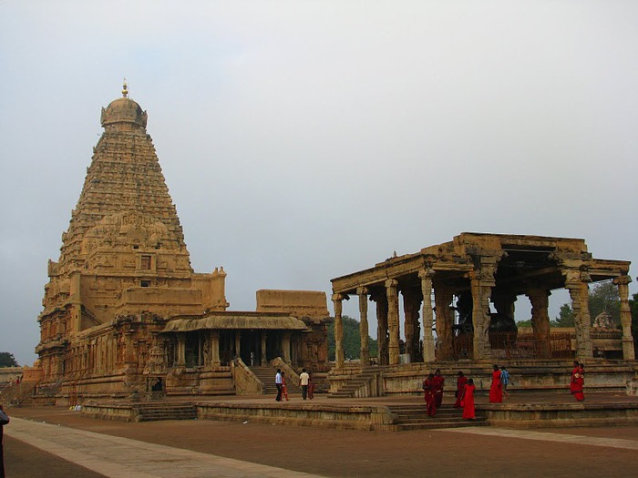 Танджавур - Брихандишвара Мандир (Brihadishwara Mandir) 94983