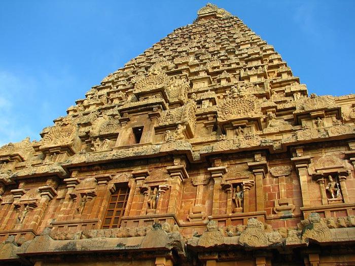 Танджавур - Брихандишвара Мандир (Brihadishwara Mandir) 93383