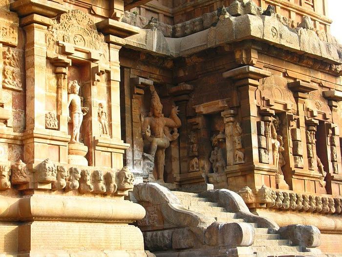 Танджавур - Брихандишвара Мандир (Brihadishwara Mandir) 91789