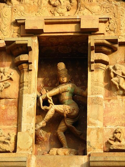 Танджавур - Брихандишвара Мандир (Brihadishwara Mandir) 19469
