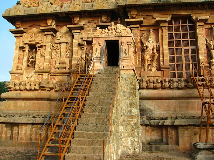 Танджавур - Брихандишвара Мандир (Brihadishwara Mandir) 73975