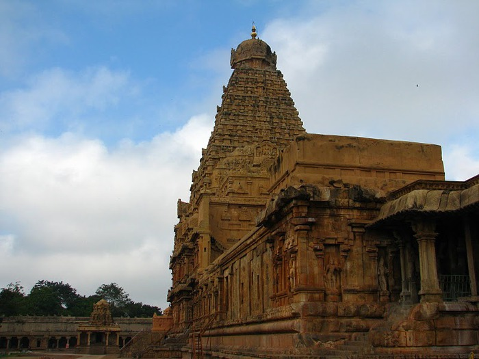 Танджавур - Брихандишвара Мандир (Brihadishwara Mandir) 34291