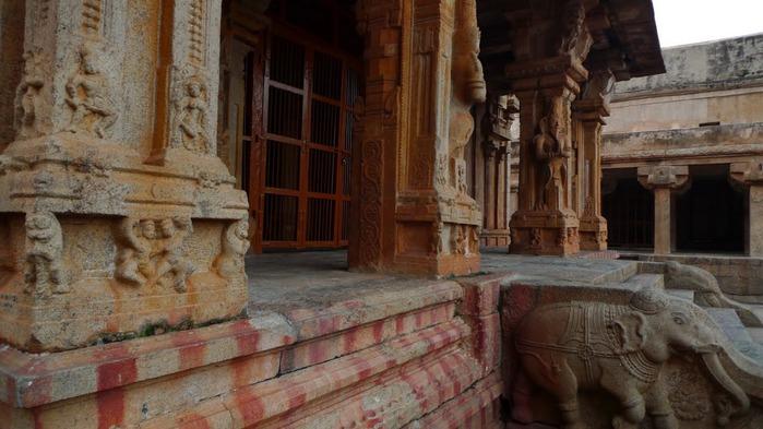 Танджавур - Брихандишвара Мандир (Brihadishwara Mandir) 43643