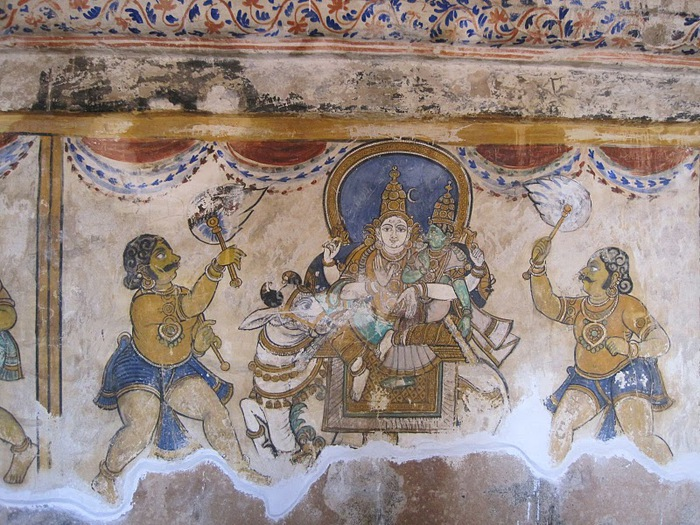 Танджавур - Брихандишвара Мандир (Brihadishwara Mandir) 55704
