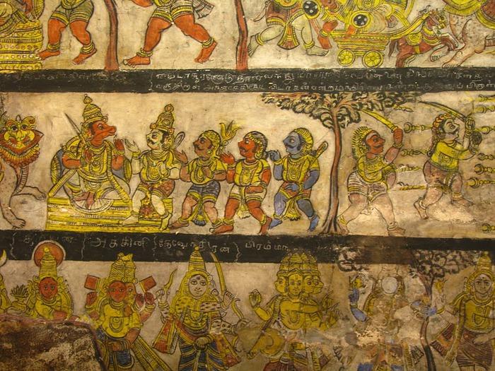 Танджавур - Брихандишвара Мандир (Brihadishwara Mandir) 85441
