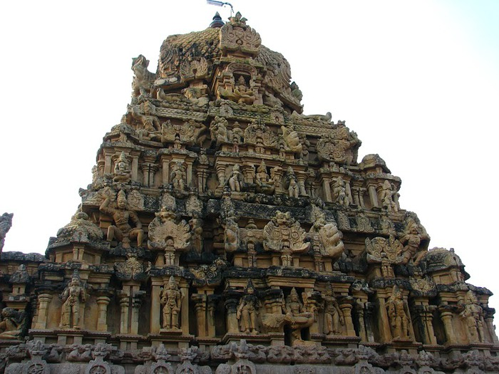 Танджавур - Брихандишвара Мандир (Brihadishwara Mandir) 67330