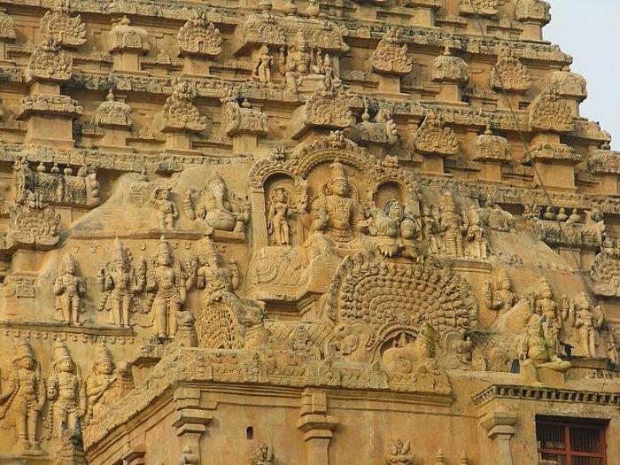 Танджавур - Брихандишвара Мандир (Brihadishwara Mandir) 34631