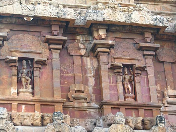 Танджавур - Брихандишвара Мандир (Brihadishwara Mandir) 63322