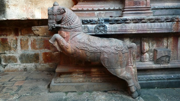 Танджавур - Брихандишвара Мандир (Brihadishwara Mandir) 97721
