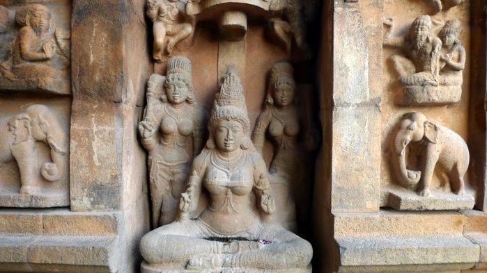 Танджавур - Брихандишвара Мандир (Brihadishwara Mandir) 90503