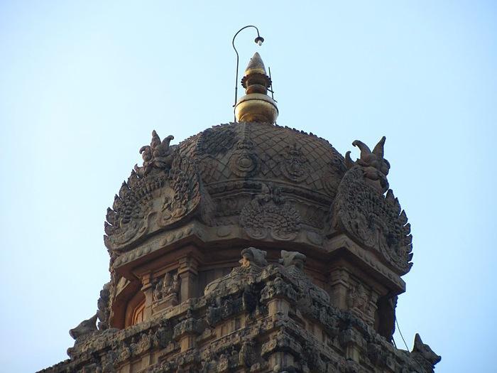 Танджавур - Брихандишвара Мандир (Brihadishwara Mandir) 40813