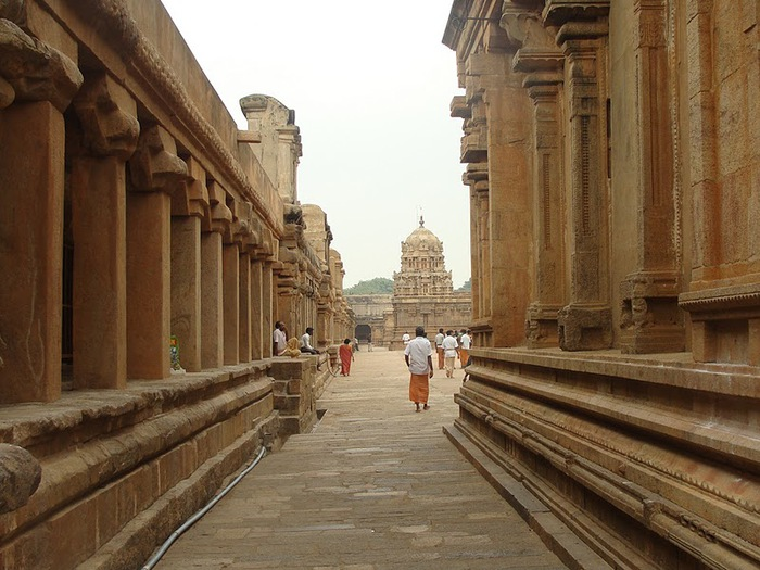 Танджавур - Брихандишвара Мандир (Brihadishwara Mandir) 49128