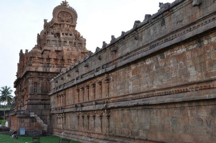 Танджавур - Брихандишвара Мандир (Brihadishwara Mandir) 36310