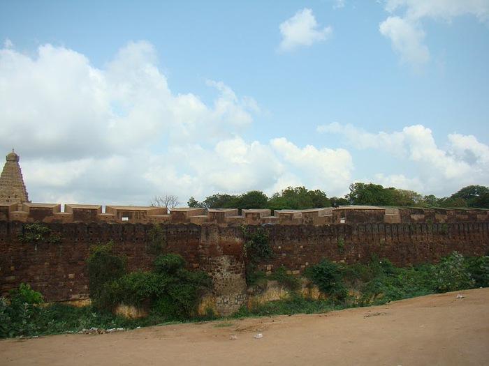 Танджавур - Брихандишвара Мандир (Brihadishwara Mandir) 68909