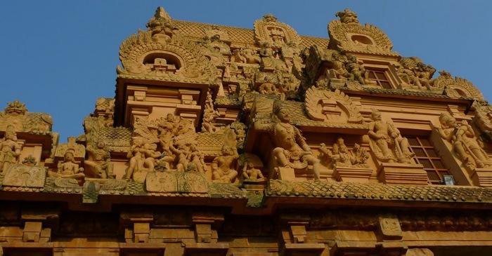 Танджавур - Брихандишвара Мандир (Brihadishwara Mandir) 56562
