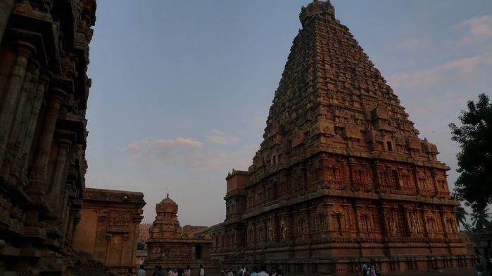Танджавур - Брихандишвара Мандир (Brihadishwara Mandir) 38470