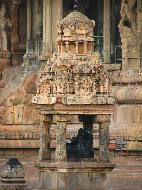 Танджавур - Брихандишвара Мандир (Brihadishwara Mandir) 11766