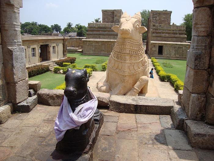 Танджавур - Брихандишвара Мандир (Brihadishwara Mandir) 76958