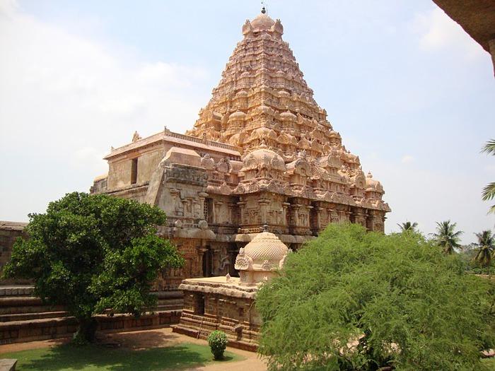 Танджавур - Брихандишвара Мандир (Brihadishwara Mandir) 81038