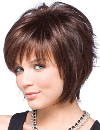 Часть 3: Стрижки для коротких волос - Лето 2010: Модные женские стрижки.