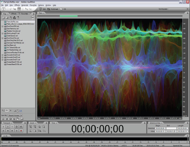 Adobe Audition 3.0 Rus/Eng Final 2011 скачать Торрент/Torrent 32bit 64 bit