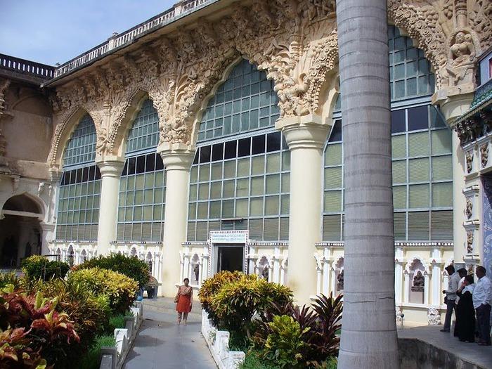 Танджавур - Дворец Наяков и музеи 64868