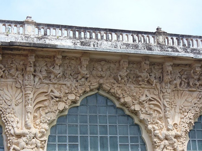 Танджавур - Дворец Наяков и музеи 79890