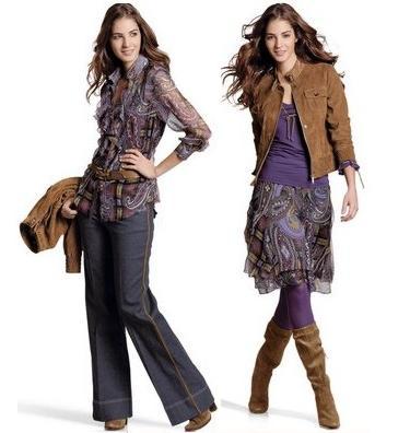 Описание: Разбираем 10 модных образов. как стильно одеваться женщине фото.  Морской рис.