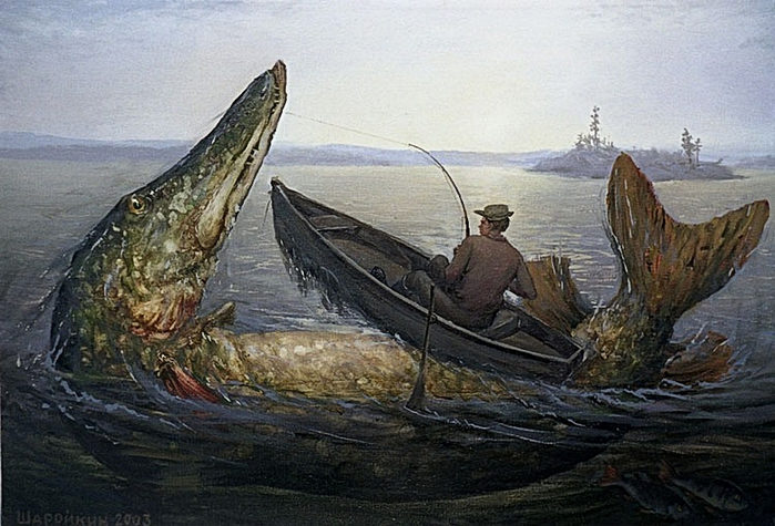 с каких пор люди занимаются рыбалкой википедия